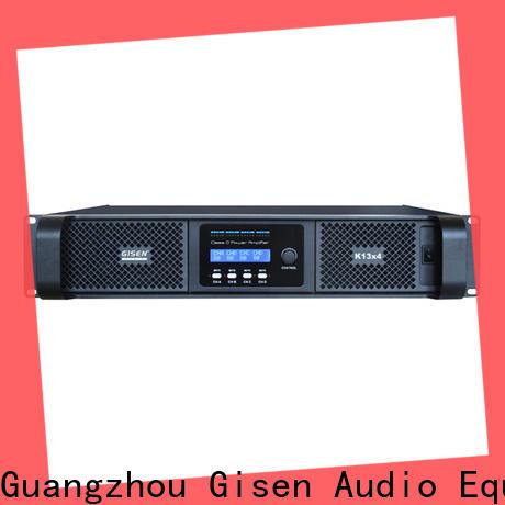 guangzhou class d amplifier professional manufacturer for meeting