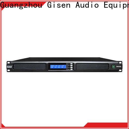 new model 4 channel amplifier amplifier manufacturer for entertainment club