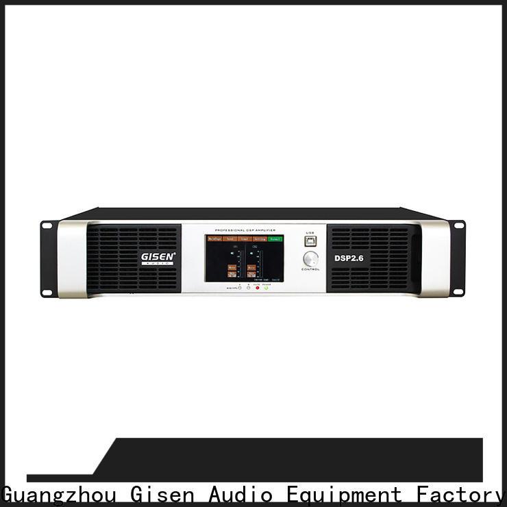 multiple functions dj power amplifier digital supplier for performance