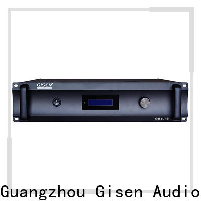 Gisen durable best home theater amplifier wholesale for home theater