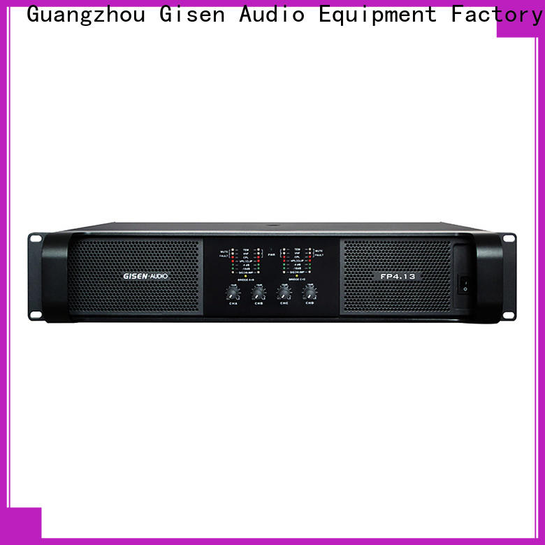 quality assurance power amplifier class td 4x1300w source now for various occations