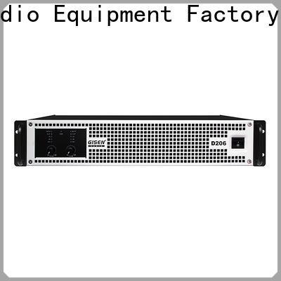 guangzhou hifi class d amplifier full range manufacturer for ktv