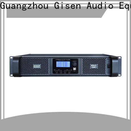 Gisen 8ohm desktop audio amplifier wholesale for various occations