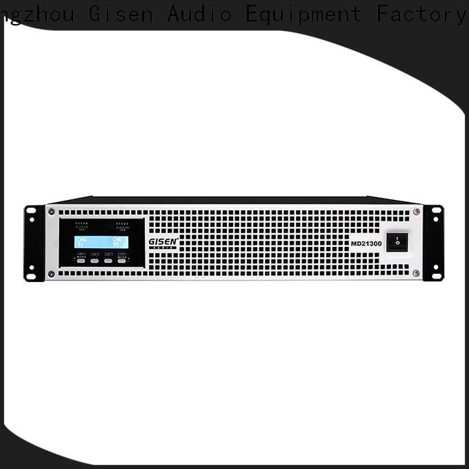 Gisen traditional pa amplifier sale price for entertaining club