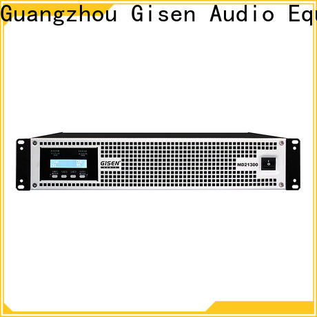Gisen traditional pa system amplifier terrific value for meeting