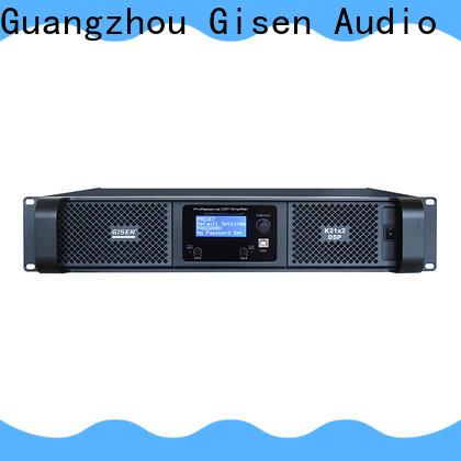 Gisen multiple functions direct digital amplifier manufacturer for performance