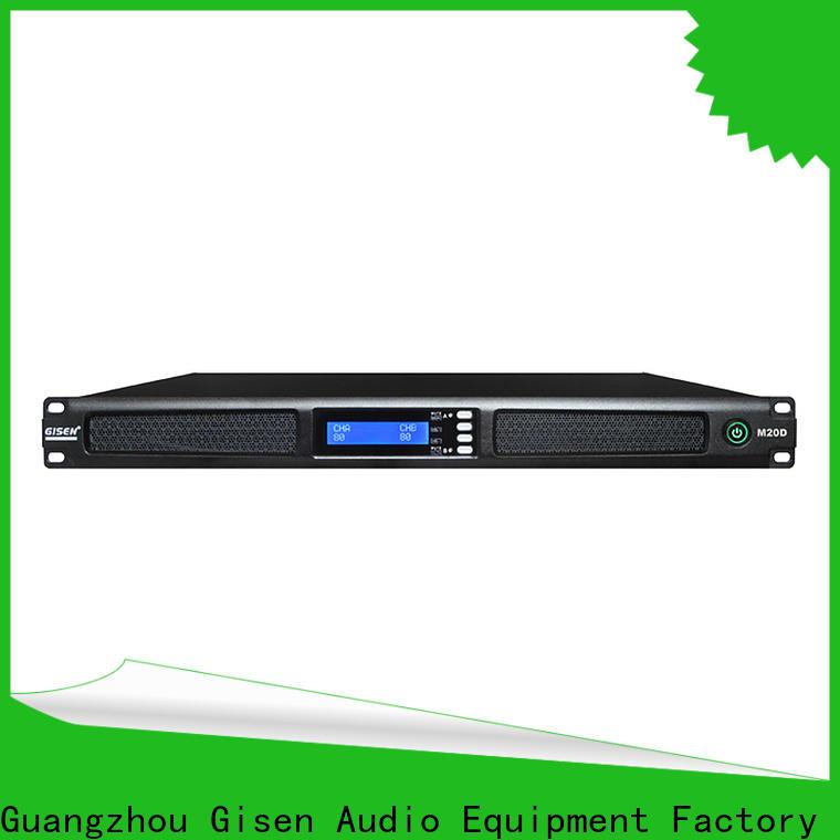 new model sound amplifier class manufacturer for venue
