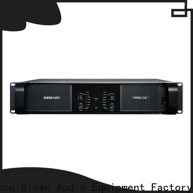 Gisen unrivalled quality music amplifier one-stop service supplier for various occations