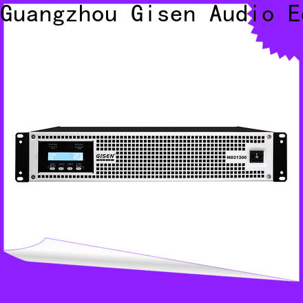 Gisen hot selling pa system amplifier terrific value for entertaining club