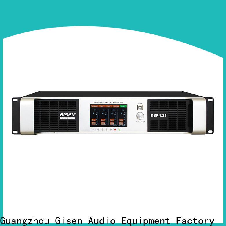 Gisen amplifier desktop audio amplifier wholesale