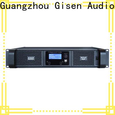 multiple functions amplifier power amplifier manufacturer for venue