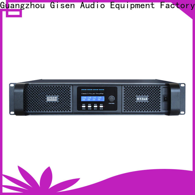 Gisen amplifier top 10 power amplifiers fast shipping for ktv