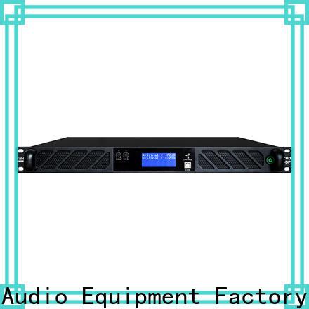 Gisen 2100wx2 amplifier power wholesale for venue