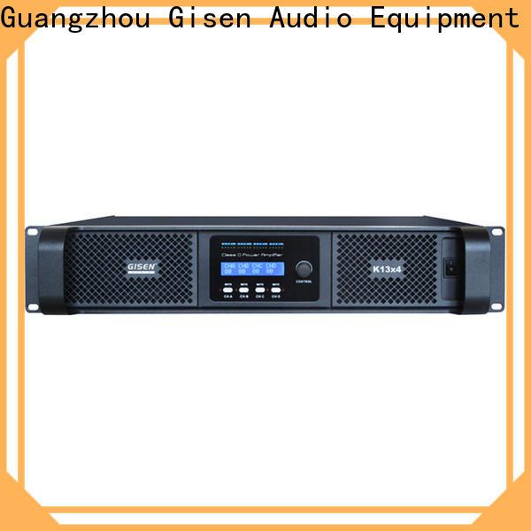 high efficiency class d amplifier professional fast shipping for ktv