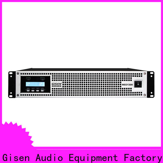 Gisen hot selling best surround sound amplifier sale price for ktv
