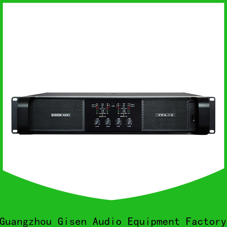 Gisen unrivalled quality music amplifier get quotes for ktv