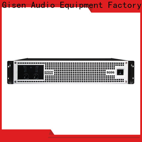 Gisen amplifier class d amplifier fast shipping for meeting